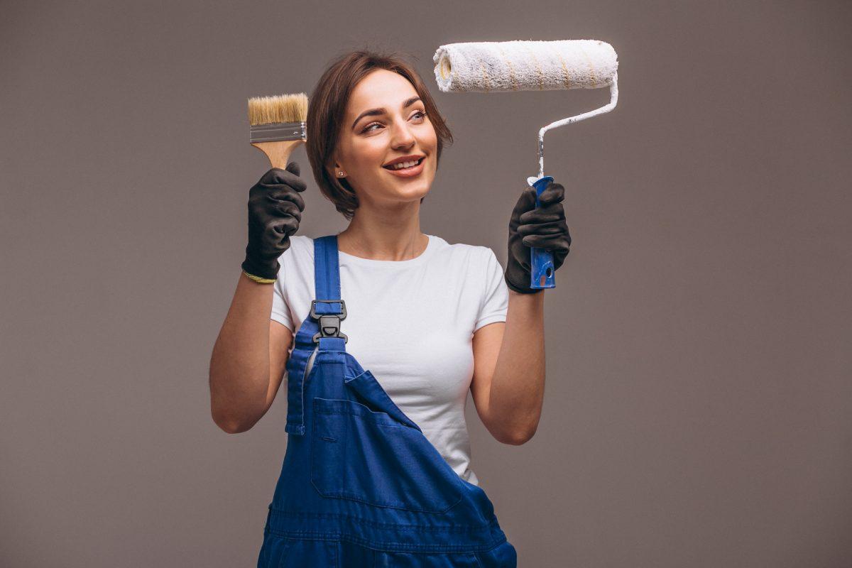 Який інструмент обрати для фарбування?