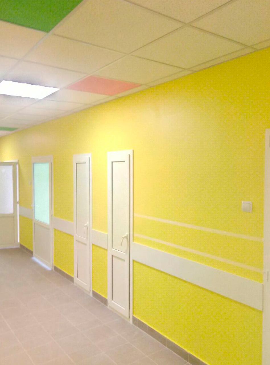 Хірургічне відділення дитячої обласної лікарні