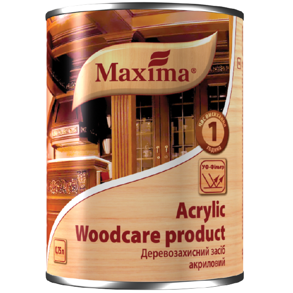 Woodcare Product аcrylic