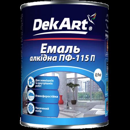 DekArt Емаль алкідна ПФ-115П