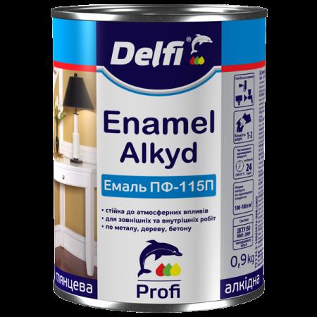 Delfi Емаль алкідна ПФ-115 П