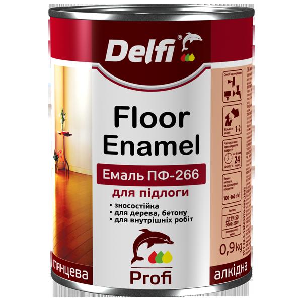 Емаль алкідна ПФ-266 для підлоги
