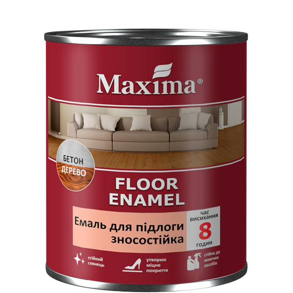Floor Enamel wearproof