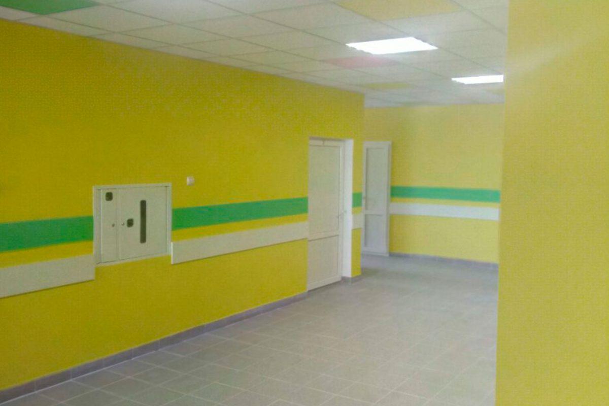 Хирургическое отделение детской областной больницы