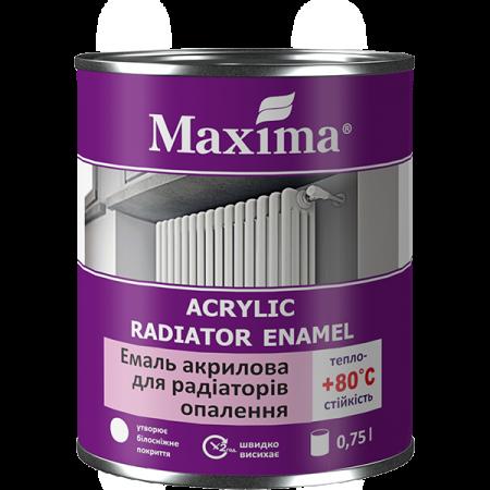 Maxima Емаль акрилова для радіаторів опалення