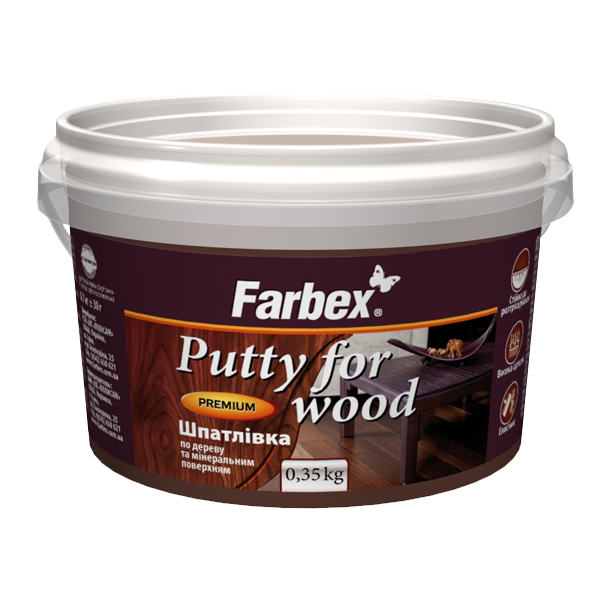 Putty for Wood