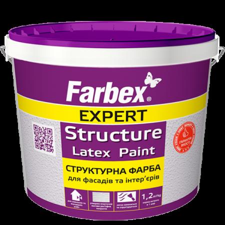 Farbex Структурна латексна фарба
