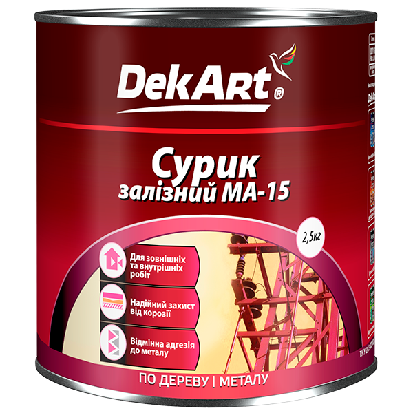 Iron Putty MA-15