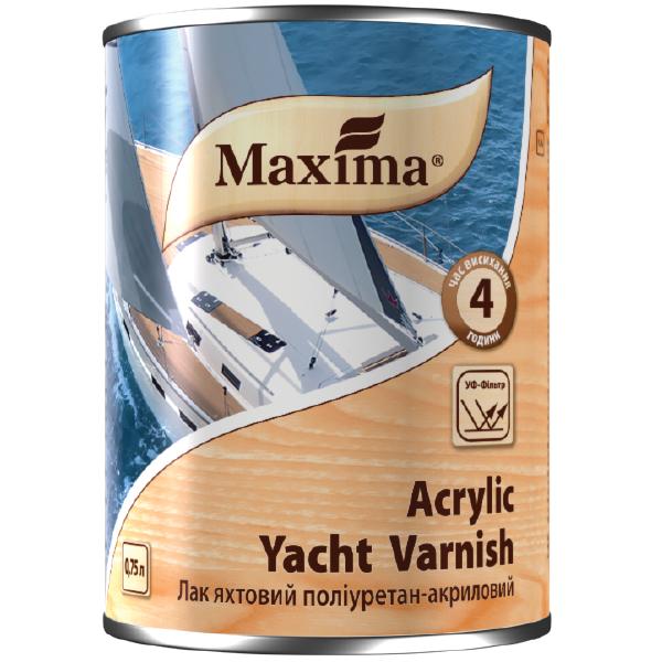 Лак яхтный полиуретан-акриловый
