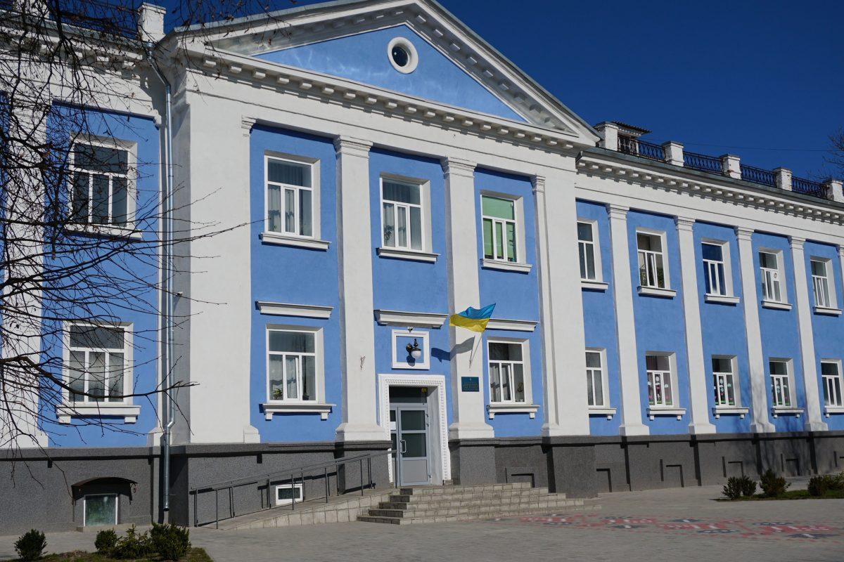 Коммунальное учреждение Сумская общеобразовательная школа I-III ступеней №8
