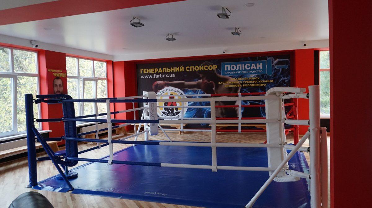 Академія Боксу В. Віннікова