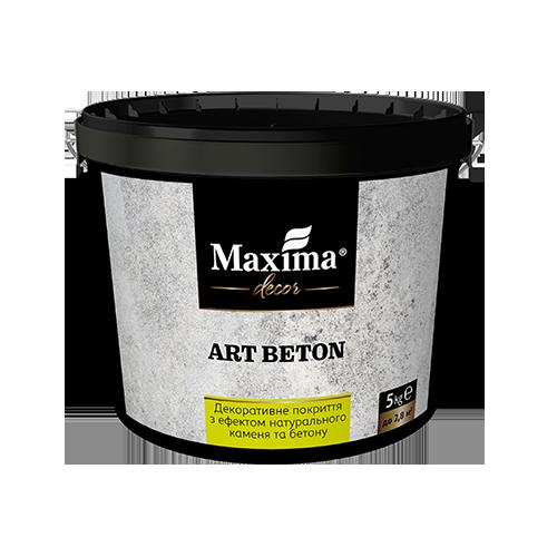 Декоративне покриття з ефектом натурального каменя та бетону Art Beton