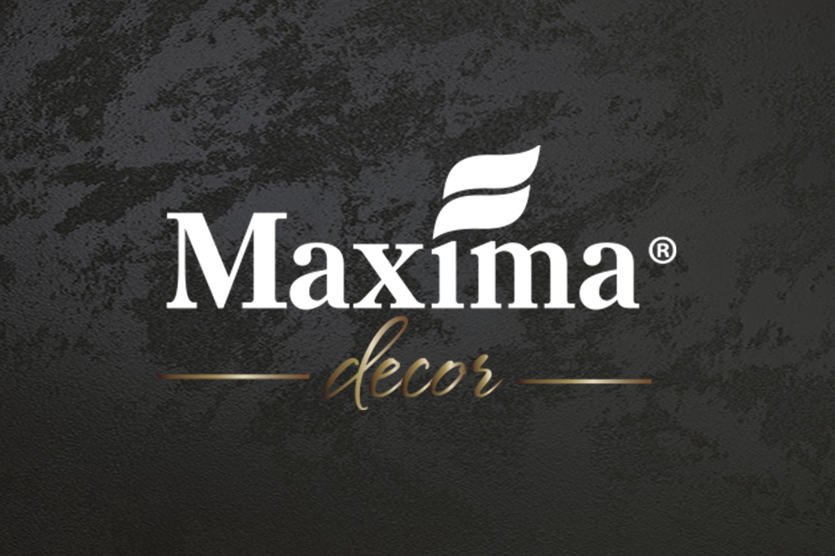 Новая линейка декоративных материалов Maxima decor