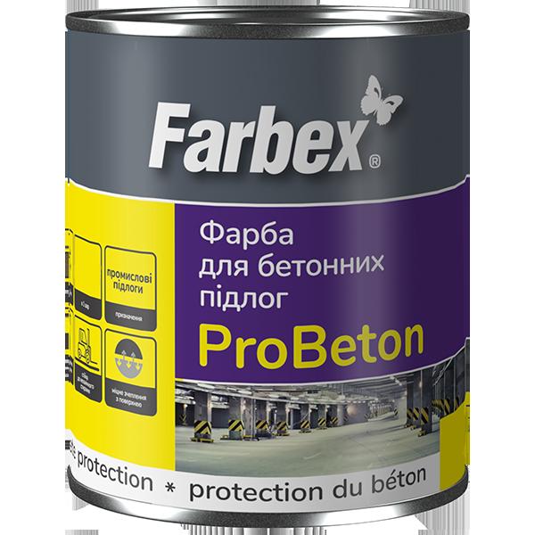 Краска для бетонных полов ProBeton
