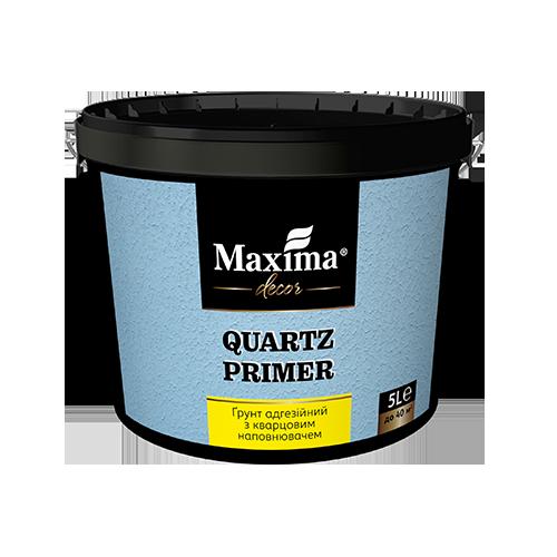 Adhesive primer with quartz extender Quartz Primer Maxima
