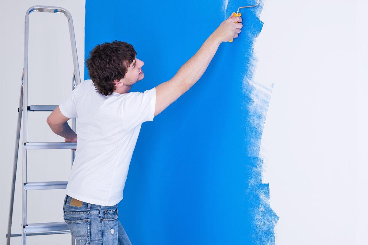 7 простих порад для ідеального фарбування стін